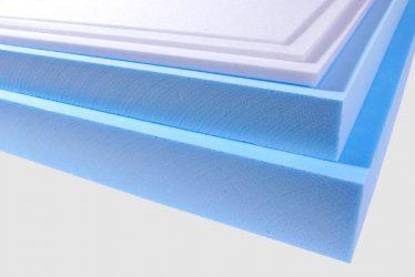 Polystyrene and Polyurethane Boards