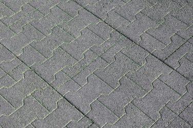 SBR Solid Black Rubber Floor