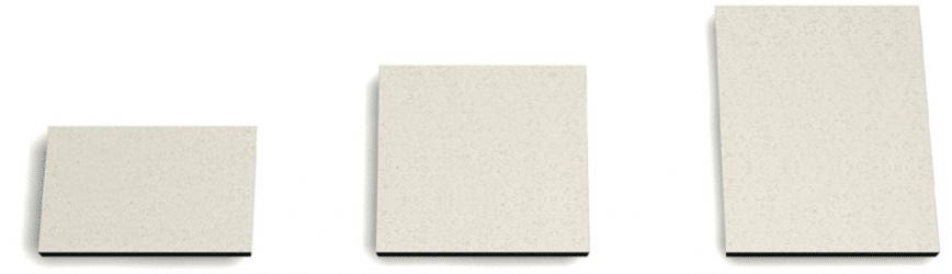 Raised Flooring Different Size Panels