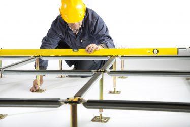 أدوات تركيب الأرضيات المرتفعة
