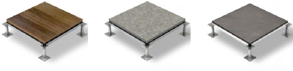Raised Flooring Panels