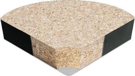 High-density Wood Chips Raised Floor Panel