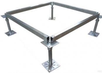 Raised Flooring Pedestal, Stringers, Gasket